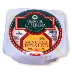 queso de la serena, queso de oveja de pasta blanda